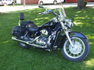2006 Honda Shadow VT750C AERO