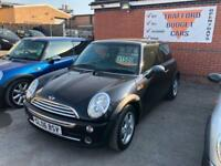Mini One.1.6 2006, Long MOT, good clean car, no issues