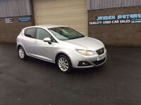 2011 SEAT IBIZA 1.2TDI CR S Ecomotive COPA,ZERO ROAD TAX,STUNNING CONDITION