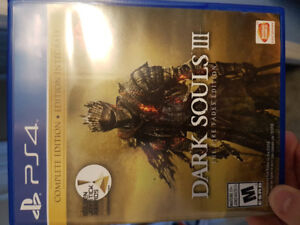 Dark Souls 3 Complete Edition PS4