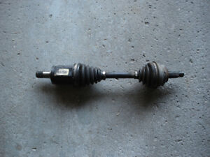 X5 Front Axle - driver side