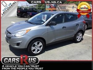 2010 Hyundai Tucson AWD GL       NO TAX sale on now....1 week on