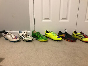 Soccer cleats for sale!