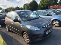 HYUNDAI i10 1.1 CLASSIC 5 DOOR, ONLY 2 PRE OWNERS + LOW MILES WITH THE HISTORY !