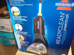 Bissel carpet cleaner