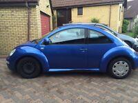 2001 Beetle