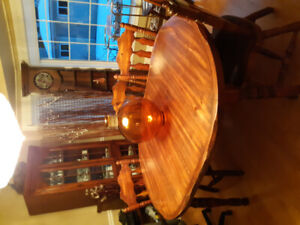 Moving sale  diningroom table
