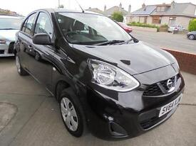 Nissan Micra 1.2 ( 80ps ) 2013MY Visia 5DR