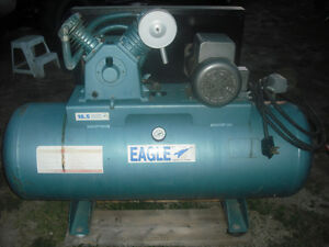 AIR COMPRESSORS - HAVE 6 FOR SALE Edmonton Edmonton Area image 1
