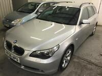 BMW 525D SE TOURING AUTO >TODAY ONLY PRICE £3675< F S H..LOOKS & DRIVES GREAT