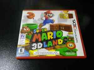 Super Mario 3D Land, for 3DS. CIB. Kitchener / Waterloo Kitchener Area image 1