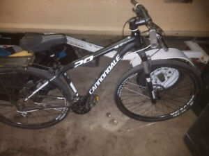 CANNONDALE  BICYCLE                   $3,000.00