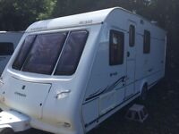 COMPASS CORONA 540 FIXED END BED