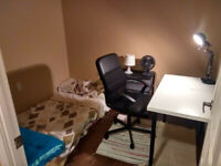 """""""Furnished Room for rent in Condo near Yonge and Finch Subway"""""""