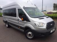Ford TRANSIT 460 TREND Ford Transit 2.2 TDCi 460 L4H3 Trend Bus 18 seats