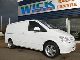 2011 Mercedes-Benz VITO 110 CDI LONG Van Manual Medium Van