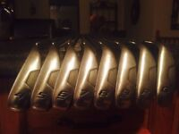 Cobra sz 4-G right handed irons