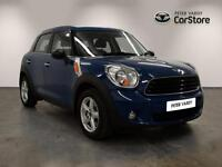 MINI Clubman ONE (blue) 2012-01-23