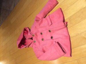 GAP Dress Coat- 5T