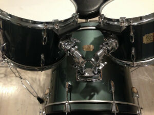 Pearl Export Series with cymbals