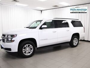 2019 Chevrolet Suburban Heated Leather Luxury, 8 Passenger, Remo