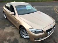 BMW 520 2.0TD SE DIESEL £42 WEEK SAT NAV BLUETOOTH CRUISE PARK SYSTEM 4DR 2010
