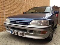 Early Mk5 escort cabriolet 2ltr Zetec conversion