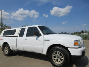 2011 Ford Ranger SPORT-FX4-4X4-SUPERCAB-ONE OWNER-CLEAN
