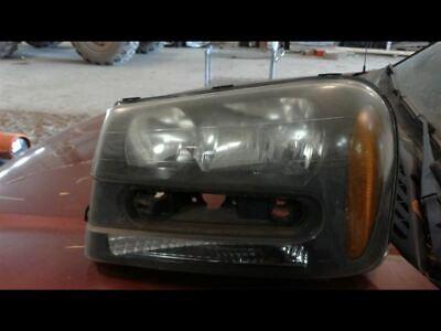 Driver Headlight Notched Full Width Grille Bar Fits 02-09 TRAILBLAZER 906281