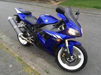 Yamaha YZF r1 2002 fuel injection