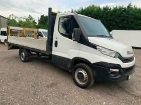 2018 Iveco Daily 2.3TD 35-140 3750WB 14FT DROPSIDE TRUCK WITH TAIL LIFT Dropside
