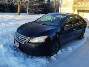 Parting out 2013 nissan sentra