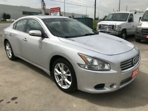 2012 Nissan Maxima 4dr Sdn CVT 3.5 SV WE FINANCE EVERY ONE.