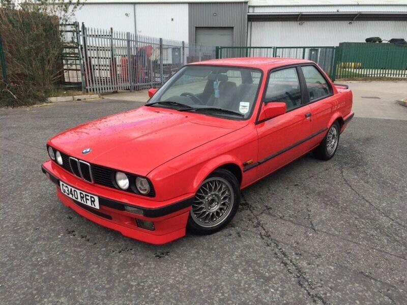 Bmw E30 318is Baby M3 Classic Coupe Full Mot 1990 E36 E34