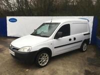 2007 Vauxhall Combo 1.3CDTi 16v 1700 Diesel Van