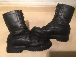 Men's Thinsulate Insulation Ultimate Viper Leather Boots Size 10 London Ontario image 6