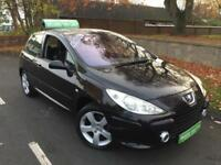 Peugeot 307 1.6 16v Sport low miles 63k LOOK full leather