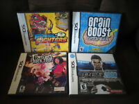 Selected Nintendo DS Games