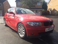 2005 BMW 116i 1.6 SE 6MONTHS MOT NO ADVISORIES 120K MILES SERVICE HISTORY GREAT DRIVE £1975
