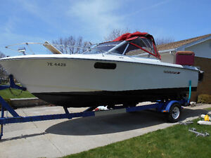 22ft 1981 Starcraft Boat Windsor Region Ontario image 4