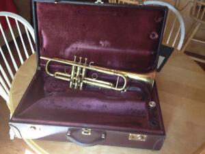 Benge Bb Trumpet