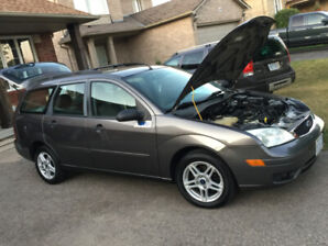 2007 Ford Focus SES ( CERTIFIED )