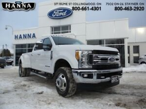 2017 Ford F-350 Super Duty XLT  Crew Cab *DRW*