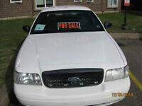 2010 Ford Crown Victoria Sedan $4999. Halifax