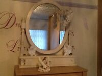 Large solid mirror