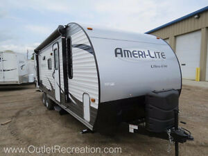 Camper and Tent trailers for rent. Fall Specials coming soon!!!