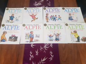 Shirley Hughes Alfie 8 books Collection