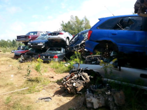 Buying junk cars and scrap