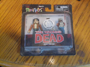 The Walking Dead Minimates For Sale, Rare Figures!!! London Ontario image 2