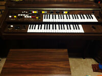 Yamaha B45 Electone Electric Organ with Bench